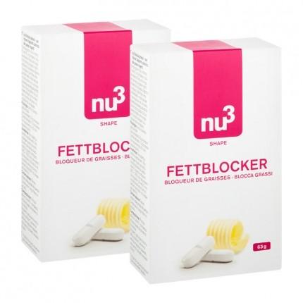 nu3 Fettblocker Doppelpack, Tabletten
