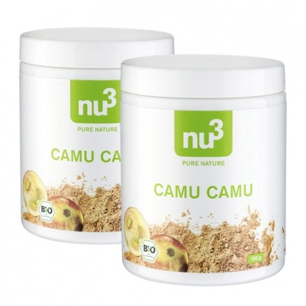 2 x nu3 Bio Camu-Camu, Pulver