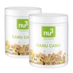 2 x nu3 Camu Camu, pulver, eko