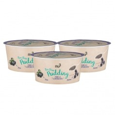 nu3 Bio Chia Pudding, Vanille & Superbeeren