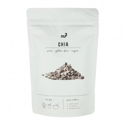 nu3 Chia, ganze Samen 300g