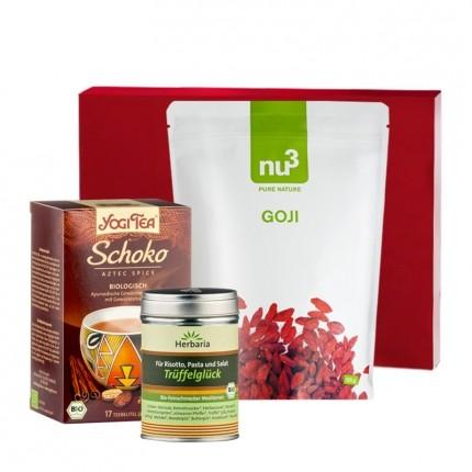 nu3, Coffret Cadeau pour gourmet