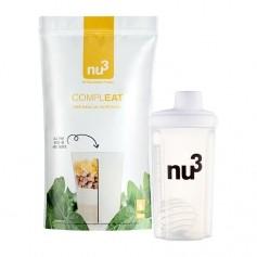 nu3 Compleat -jauhe + nu3 Shaker