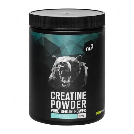 Sportspakke: Optimum Nutrition Whey Protein Mælkechokolade og nu3 Creatine, Pulver