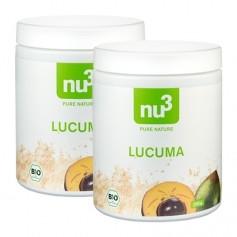 2 x nu3 Eko Lucuma, Pulver