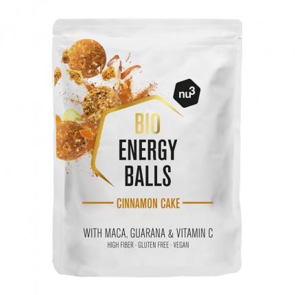 nu3 Energy Balls, Cinnamon Cake