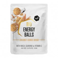 nu3 Energy Balls, Coconut-Cookie Dough