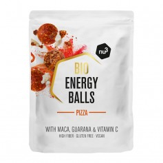 nu3 Energy Balls, Pizza