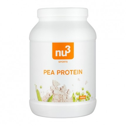 nu3 Erbsenprotein + nu3 Reisprotein