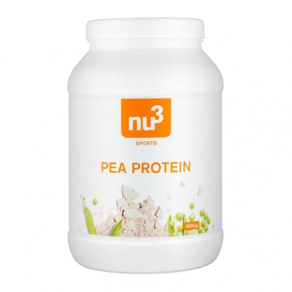 nu3 Pea Protein, Pulver