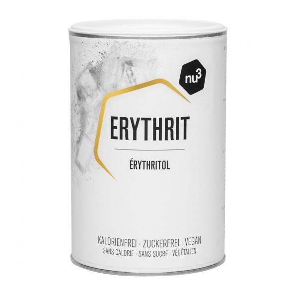 nu3 Erythrit, Pulver