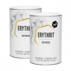 2 x nu3 Erytritol, Sötningsmedel, pulver