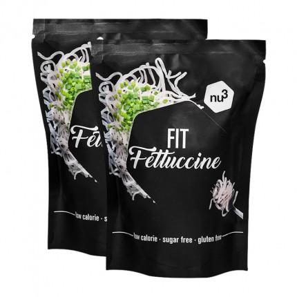 nu3, Fettuccine low-carb, lot de 2
