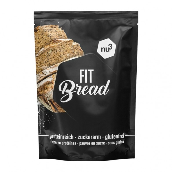 nu3 Fit Bread