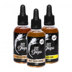 nu3 Fit Drops, Candy-Mix, Aromatropfen