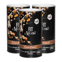 nu3 Fit Müsli, Cacao Crunch