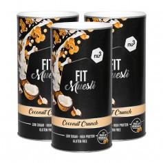 nu3 Fit Müsli, Coconut Crunch