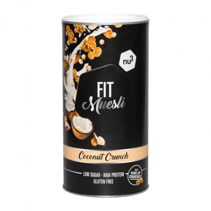 nu3 Fit Protein Müsli, Coconut Crunch