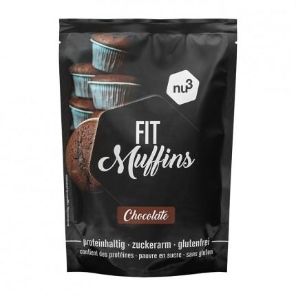 Nu3 Fit Protein Muffin Backmischung Mit Wenig Zucker Nu3