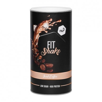 nu3 Fit Shake, Iced Coffee