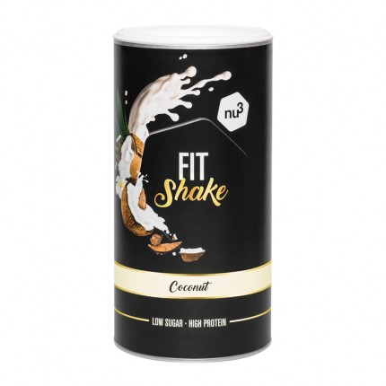nu3 Fit Shake, Cocco, polvere