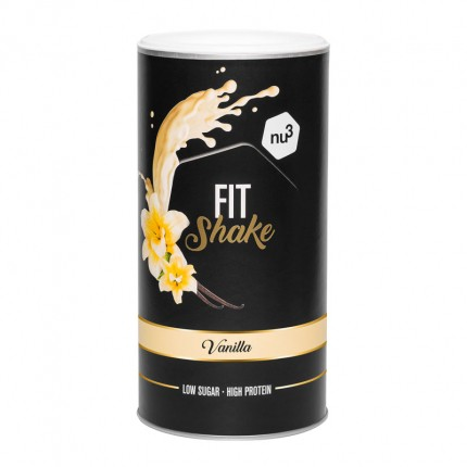 nu3 Fit Shake, Vanille Pur, Pulver