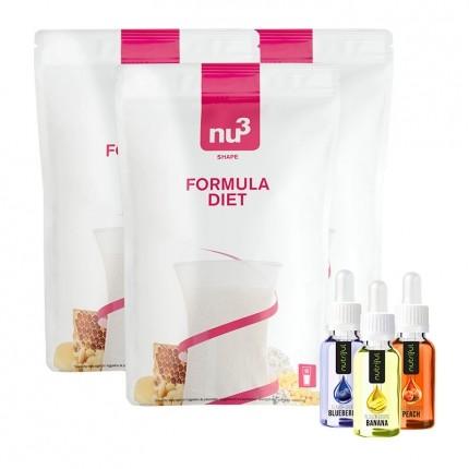 nu3 Formula Diet Frucht-Mix