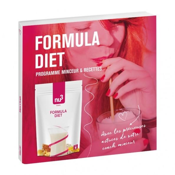 nu3 formula diet programme minceur recettes. Black Bedroom Furniture Sets. Home Design Ideas