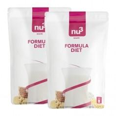 2 x nu3 Formula Diet, Pulver
