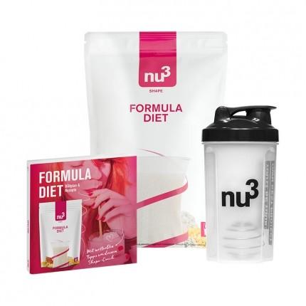 nu3 Formula Diet Starterpaket