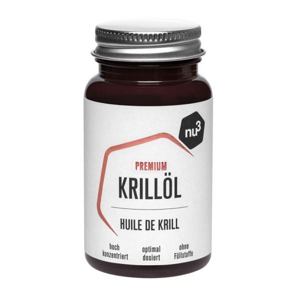 nu3 Premium Krillöl