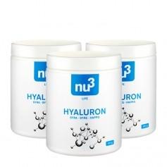3 x nu3 Hyaluronihappo -kapselit