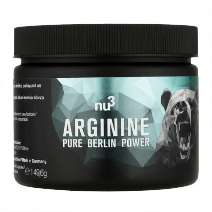 2 x nu3 L-arginiini -kapselit