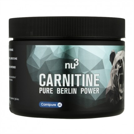 nu3 L-carnitin, kapsler