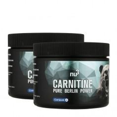 2 x nu3 L-Karnitiini -kapselit