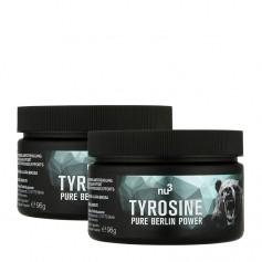 nu3, L-Tyrosine, gélules, lot de 2