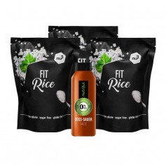 nu3 Low Carb Reis + Süß-Sauer Soße