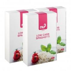 3 x nu3 Low Carb Spagetti