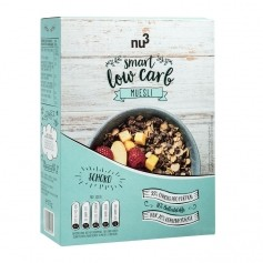 nu3 Lower Carb Muesli, Chocolate-Crunch