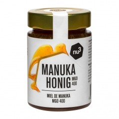 nu3 Pure Nature Manuka Honig 320+