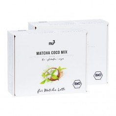 nu3, Mix Matcha Coco bio