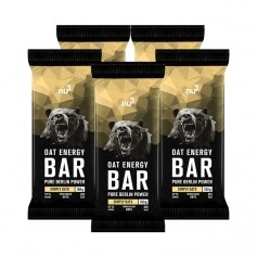 nu3, Oat energy bar, lot de 5