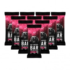 nu3 Oat Energy Bar, Mixed Berries