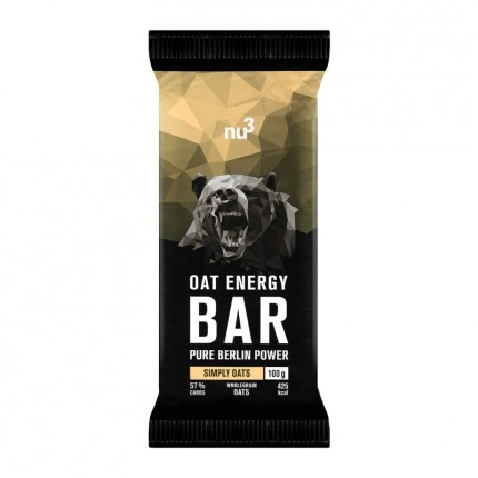 15 x nu3 Oat Energy Bar