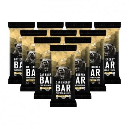 nu3 Oat Energy Bar, Simply Oats (10 x 100 g)