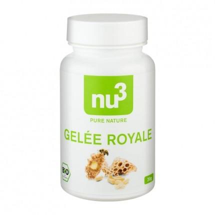 nu3 Bio-Gelée Royale, Kapseln
