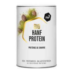 nu3 Bio Hanfprotein, Pulver