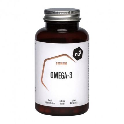 3 x nu3 Omega-3, capsules