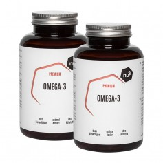 2 x nu3 Omega-3, Kapslar