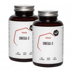 2 x nu3 Omega-3-kapsler